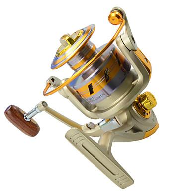 Μηχανισμοί Ψαρέματος Περιστρεφόμενοι Μηχανισμοί 5.5:1 10 Ρουλεμάν Αριστερόχειρας Θαλάσσιο Ψάρεμα Ψάρεμα με Μύγα Δολώματα πετονιάς Ψάρεμα