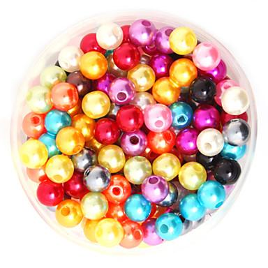Jóias DIY Forma redonda Bead faça você mesmo Colar Pulseiras