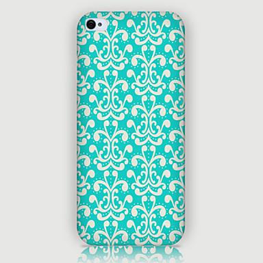 tipo de flor capa de capa traseira do telefone padrão para iphone5c iphone casos