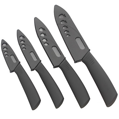 Neje Black Blade 3 4 5 6 Ceramic Knife Set
