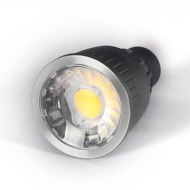 1 stuks GU10 9 W COB 700-750 LM Warm wit / Koel wit MR16 Spotjes AC 85-265 V