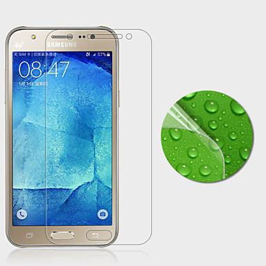 high definition screen protector voor de Samsung Galaxy j5