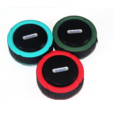 alto-falantes sem fio Bluetooth 2.0 CH Portátil / Exterior / A prova d'água / Mini