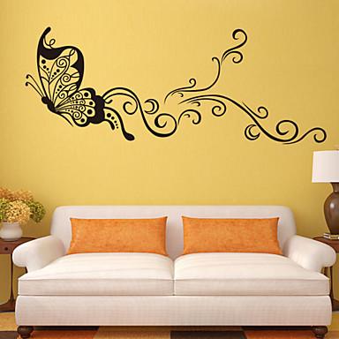 Dieren Muurstickers Dierlijke muurstickers Decoratieve Muurstickers, Vinyl Huisdecoratie Muursticker Wand Decoratie