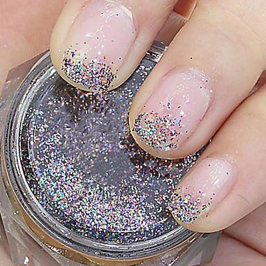 1 Glitter & Poudre Πούδρα Αφηρημένο Κλασσικό Υψηλή ποιότητα Καθημερινά