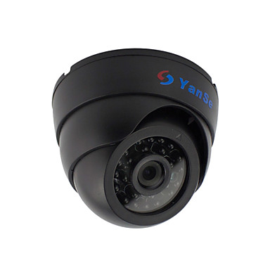 YanSe 1 / 3Inch Gesimuleerde Camera CMOS IP65