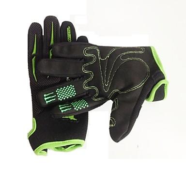 Activiteit/Sport Handschoenen Fietshandschoenen Draagbaar Slijtvast Lange Vinger Klimmen Fietsen / Fietsen Kamperen&Wandelen Motorfiets
