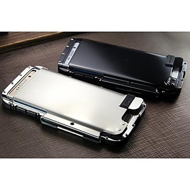 iron man shakeproof fullbody metalen mobiele telefoon geval voor samsung galaxy s6 rand