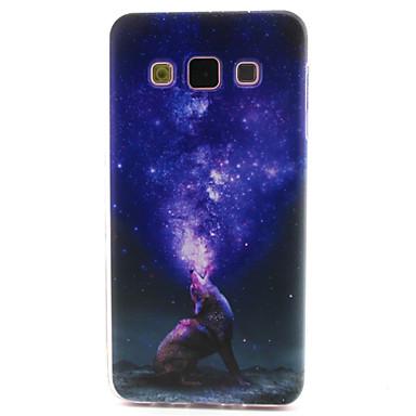 Para Samsung Galaxy Capinhas Case Tampa Estampada Capa Traseira Capinha Desenho Animado PUT para Samsung A5 A3