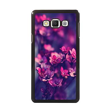 Voor Samsung Galaxy hoesje Hoesje cover Patroon Achterkantje hoesje Bloem PC voor Samsung A8 A7 A5 A3