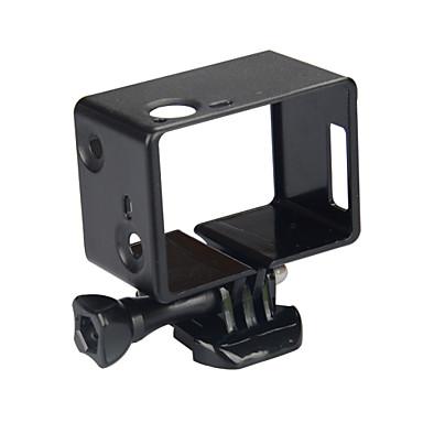 LCD-scherm glad Frame Zakken Schroef Bevestiging Voor Actiecamera Gopro 3 Gopro 3+ Gopro 2 Film en Muziek Fietsen Muovi