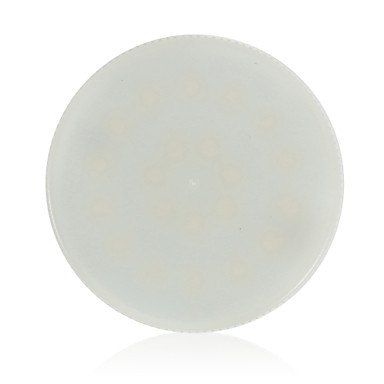 lexing gx53 5w 15x5730smd 380-450lm warm wit / koel wit / natuurlijk wit geleid kastlamp (110 ~ 240v)