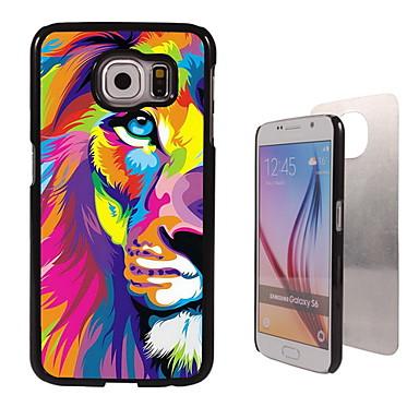 Για Samsung Galaxy Θήκη Θήκες Καλύμματα Με σχέδια Πίσω Κάλυμμα tok Ζώο PC για Samsung S6 edge