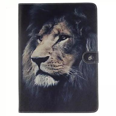 Para Samsung Galaxy Capinhas Porta-Cartão / Carteira / Com Suporte / Flip / Estampada Capinha Corpo Inteiro Capinha Animal Couro PU