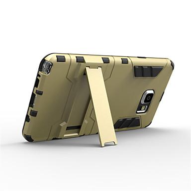 Capinha Para Samsung Galaxy Samsung Galaxy Note Antichoque Com Suporte Capa traseira Armadura PC para Note 5