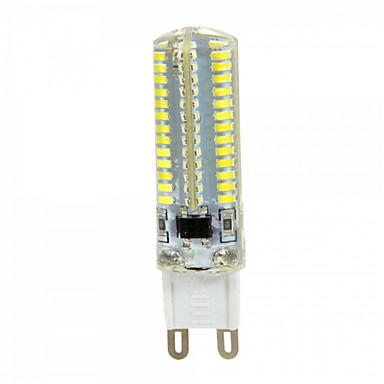 YWXLIGHT® 720 lm E14 / G9 / G4 LED 콘 조명 T 104 LED 비즈 SMD 3014 따뜻한 화이트 / 차가운 화이트 220-240 V / 110-130 V / 1개 / RoHS 규제