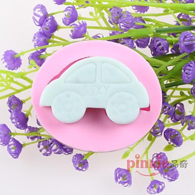 auto fondant cake chocolade siliconen mallen, decoratie gereedschap bakvormen