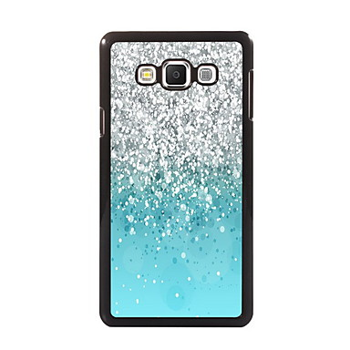 Para Samsung Galaxy Capinhas Case Tampa Estampada Capa Traseira Capinha Cores Gradiente PC para Samsung A8 A7 A5 A3