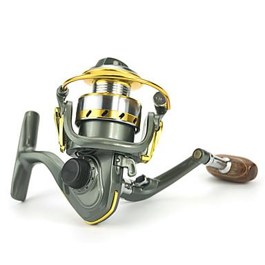 Καρούλι για Ψάρεμα Πάγου Μηχανισμοί Ψαρέματος Καρούλι για Ψάρεμα Πάγου 5.2:1 Αναλογία Ταχυτήτων+12 Ρουλεμάν ανταλλάξιμο Δολώματα πετονιάς