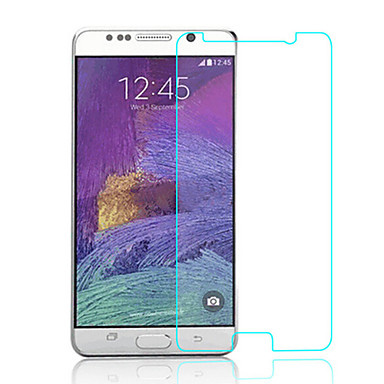 Screenprotector Samsung Galaxy voor Note 5 Gehard Glas Voorkant screenprotector Anti-vingerafdrukken