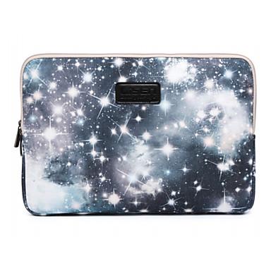 brilhante impressões estrela tampa do laptop mangas shakeproof caso para 14
