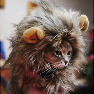 Kat Hond Bandana's & Hoeden Hondenkleding Cosplay Kostuum Voor huisdieren