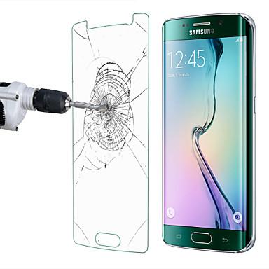 Screenprotector Samsung Galaxy voor S6 edge plus Gehard Glas Voorkant screenprotector High-Definition (HD)