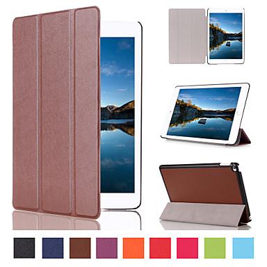 Capinha Para iPad Mini 4 iPad Mini 3/2/1 iPad 4/3/2 iPad Air 2 iPad Air Porta-Cartão Com Suporte Capa Proteção Completa Cenário PU Leather