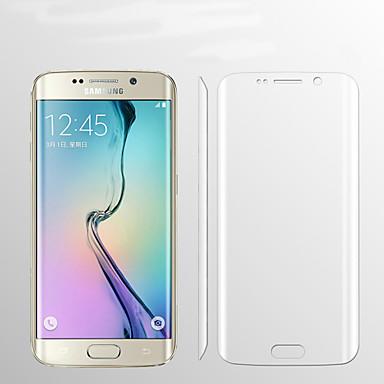 Screenprotector Samsung Galaxy voor S6 edge plus TPU 1 stuks Voorkant screenprotector High-Definition (HD)
