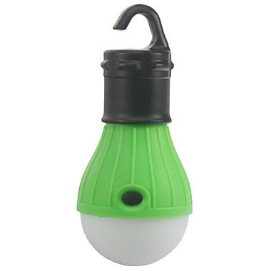 Φανάρια & Φώτα Σκηνής LED 10 lm 1 Τρόπος - Έκτακτη Ανάγκη Κατασκήνωση/Πεζοπορία/Εξερεύνηση Σπηλαίων Για Υπαίθρια Χρήση Πράσινο