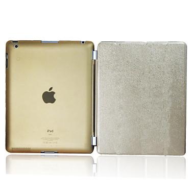 Maska Pentru iPad 4/3/2 Cu Stand Auto Sleep / Wake Carcasă Telefon Mată PU piele pentru iPad 4/3/2
