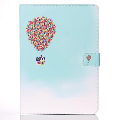 design especial caso fólio novidade couro pu desenho ou padrão colorido coldre para iPad mini 4