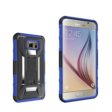 Voor Samsung Galaxy Note met standaard hoesje Achterkantje hoesje Pantser PC Samsung Note 5