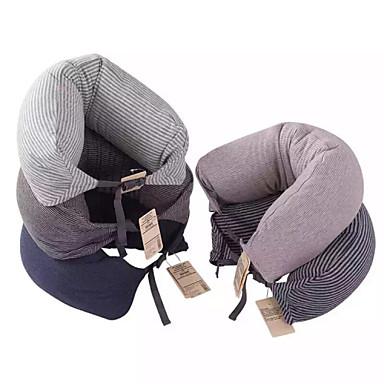 Travesseiro de Viagem Travesseiros de Acampamento Unisexo Riscas
