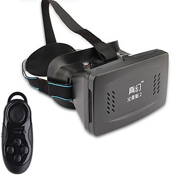 RITech ii virtual reality vr 3d bril w / zuig schijf voor 3.5 ~ 6.0