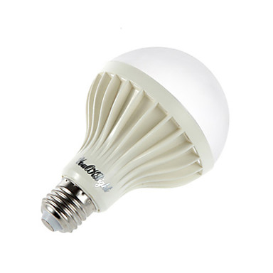 YouOKLight 4W 300-350 lm E26/E27 LED-bollampen A90 24 leds SMD 5630 Decoratief Warm wit Koel wit AC 220-240V