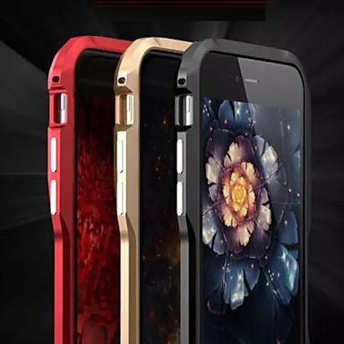 Voor iPhone 6 hoesje / iPhone 6 Plus hoesje Schokbestendig hoesje Achterkantje hoesje Effen kleur Hard MetaaliPhone 6s Plus/6 Plus /