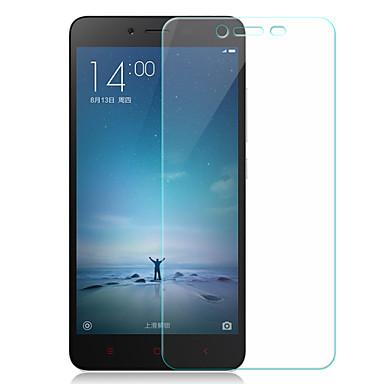 Screenprotector XIAOMI voor Xiaomi Redmi Note 2 Gehard Glas 1 stuks High-Definition (HD)