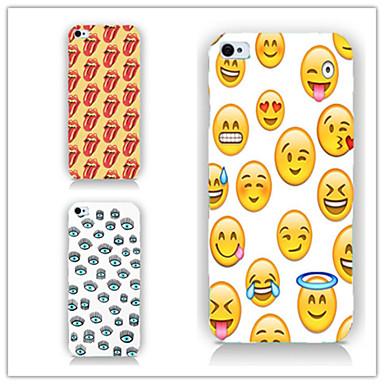 expressie patroon pc telefoon zaak terug te dekken geval voor iphone5c