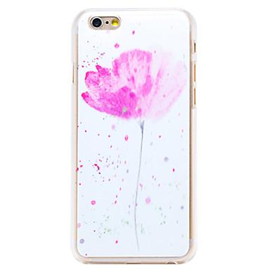 hoesje Voor iPhone 6s Plus iPhone 6 Plus iPhone 6s iPhone 6 iPhone 6 Plus iPhone 6 Patroon Achterkant Bloem Hard PC voor iPhone 6s Plus