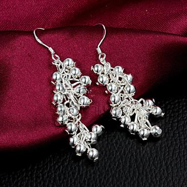Γυναικεία Κρεμαστά Σκουλαρίκια Ασήμι Στερλίνας Επάργυρο Κοσμήματα Γάμου Πάρτι Καθημερινά Causal