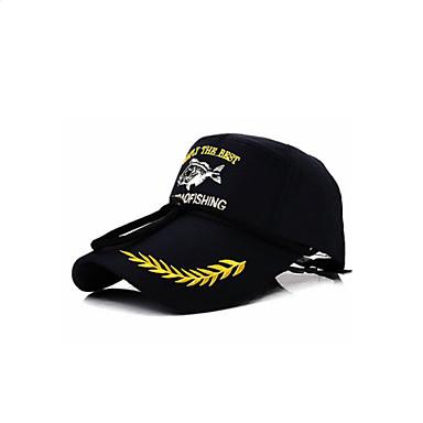 chapéu da pesca profissional Fulang com protetor solar multifuction e língua longa chapéu ventilar fh21