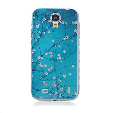 Para Samsung Galaxy Capinhas Estampada Capinha Capa Traseira Capinha Árvore TPU SamsungS6 edge plus / S6 edge / S6 / S5 Mini / S5 / S4