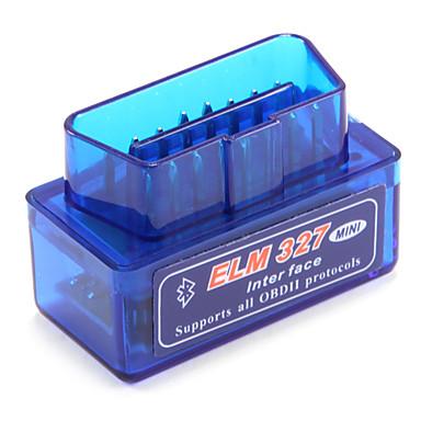 Mini Outil Bluetooth de Diagnostique de Voiture (ELM327 - OBD2 V1.5)