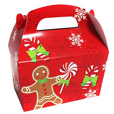 2 Pieces n.v.t. Brood / Cake / Koekje / Cupcake / Taart / Chocolade Papier Bakaccessoires