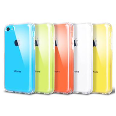 Coque Pour iPhone 5c Apple Coque Flexible TPU pour iPhone 5c