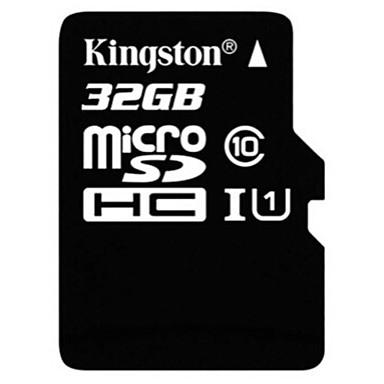Kingston 32GB Micro SD kart TF Kart hafıza kartı UHS-I U1 Sınıf 10