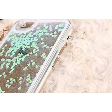 iPhone Custodia iPhone Transparente Apple per X 8 Glitterato iPhone Resistente Per retro a iPhone Per cascata 8 Liquido Plus iPhone PC iPhone Plus X 04725082 8 8 17xIrxw