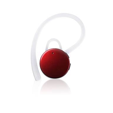 A9 EARBUD Draadloos Hoofdtelefoons Piëzo-elektriciteit Muovi Aandrijving koptelefoon Met volumeregeling / met microfoon koptelefoon