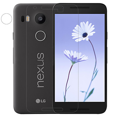 Protetor de Tela para LG LG Nexus 5X PET 1 Pça. Ultra Fino